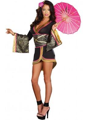 Костюм Японской гейши 1 фото