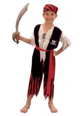 Костюм юного пирата