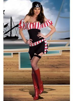 Костюм Юной пиратки Оливии 1 фото