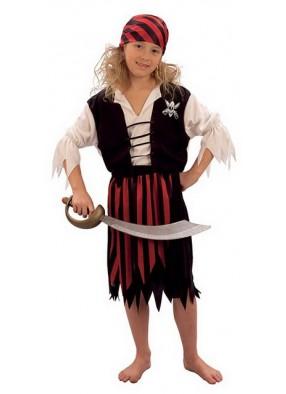 Костюм юной пиратки