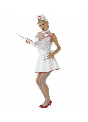 Костюм заботливой медсестры