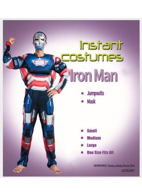 Костюм Железного Человека в Американском стиле