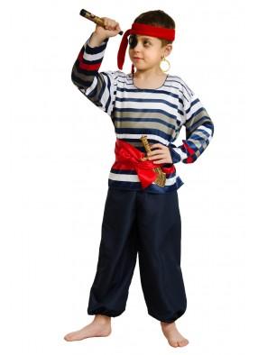 Костюм злого морского разбойника для мальчика
