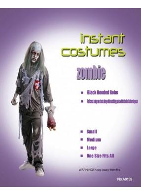 Костюм Зомби в лохмотьях 1 фото