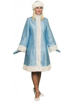 Красивый костюм Снегурочки