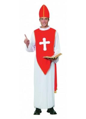 Красно-белый костюм Римского Папы