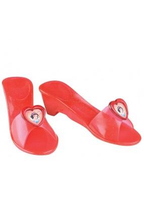 Красные туфли Белоснежки фото
