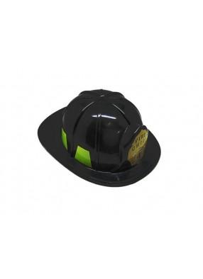 Красный шлем пожарного