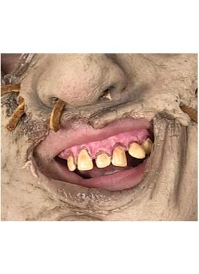 Кривые зубы зомби