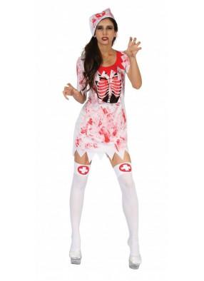 Кровавое платье медсестры