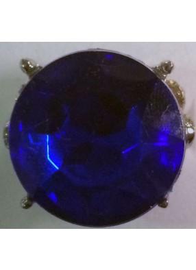 Круглое синие кольцо