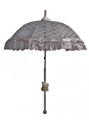 Кружевной зонтик