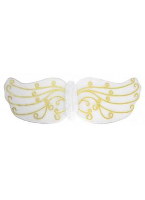 Крылья Ангела с золотыми кружевами