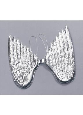 Крылья ангела серебряные