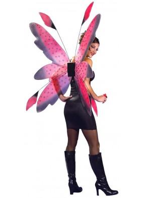 Крылья феи-бабочки Deluxe
