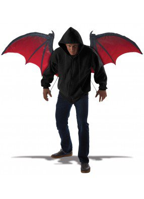 Крылья кровавого демона
