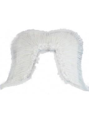 Крылья перьевые белые 69х56