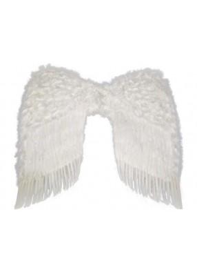 Крылья перьевые белые 92 см