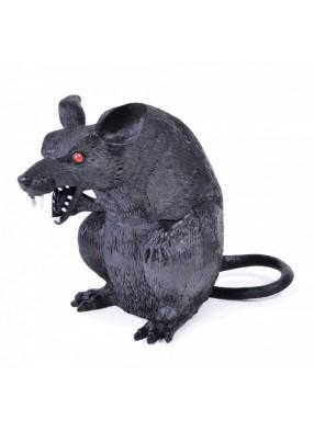 Крыса сидящая 1 фото
