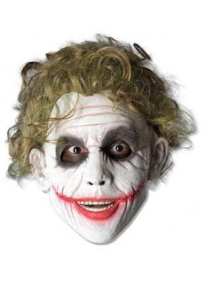 Латексная маска Джокера