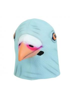 Латексная маска голубя