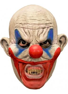 Латексная маска Клоун Клуни