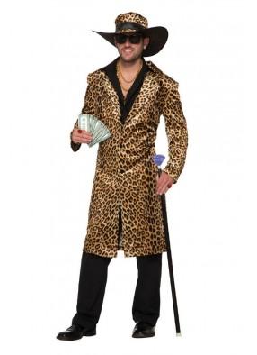 Леопардовый костюм сутнера
