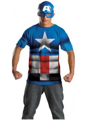 Летний костюм Капитана Америки