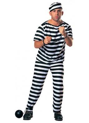 Летний костюм заключенного
