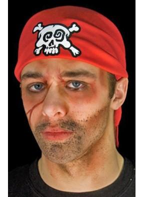 Макияж для пирата