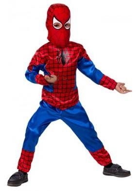 Маленький Человек паук в маске 8 фото