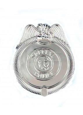 Маленький значок специального полицейского