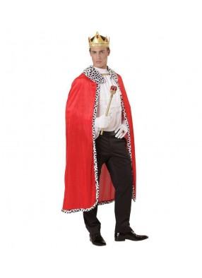 Мантия и корона королевская 1 фото