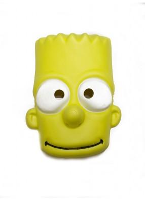 Маска Барт Симпсон фото