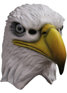 Маска белоголового орла
