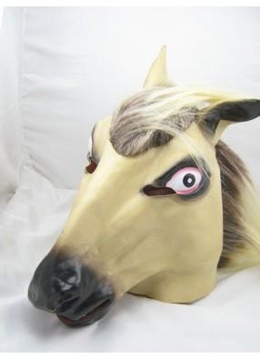 Маска белой лошади
