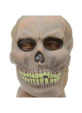 Маска Черепа с зубами