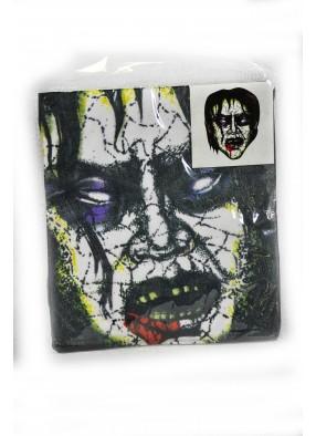 Маска-чулок Зомби фото