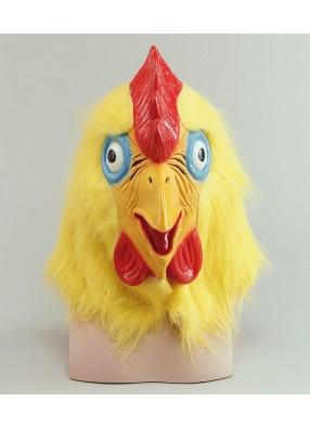 Маска цыпленка