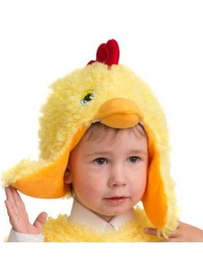 Маска Цыплёнка детская фото