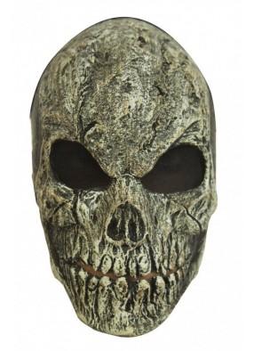 Маска доисторического черепа