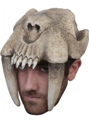 Маска доисторического воина