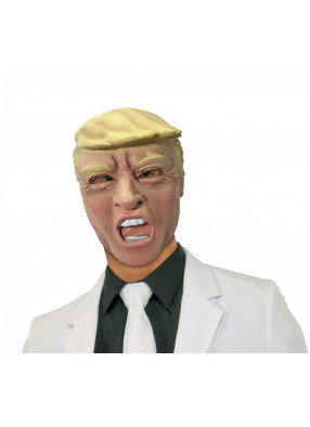 Маска Дональд Трамп 1 фото