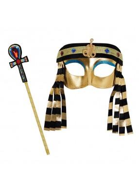 Маска Египтянки со скипетром