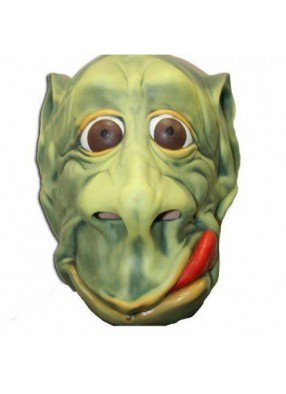 Маска Гоблин с языком 1 фото