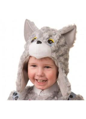 Маска Котёночка Барсика детская фото