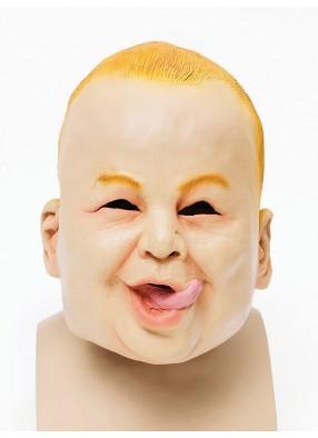 Маска Мальчик с языком