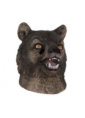 Маска Медведь бурый