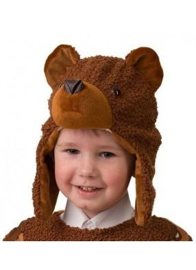Маска Медвежонка топтуна детская фото