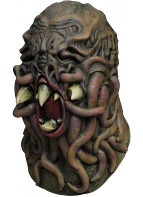 Маска мутант Горгона с клыками